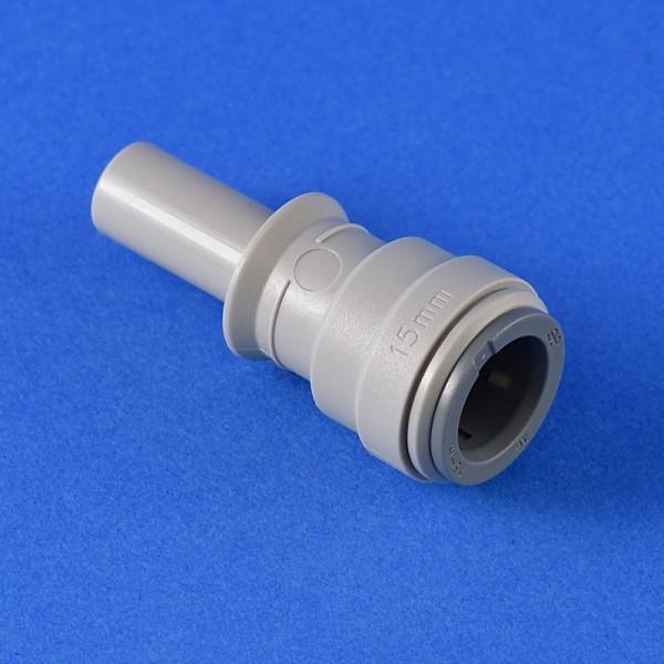 JG Vergrößerungsstutzen 15mm x 1/2