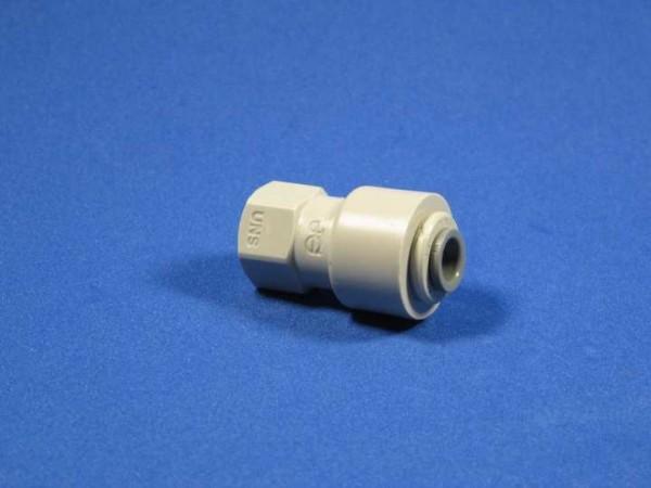 """JG Touchflow Adapter 1/4""""x7/16""""uns"""